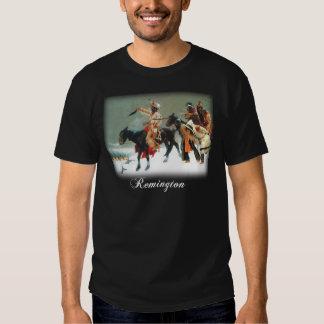 Federico Remington - vuelta del fiesta de la Camisetas