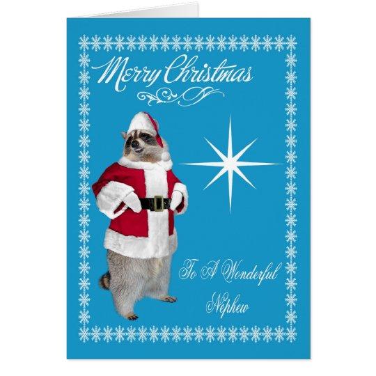 Felices Navidad a la tarjeta de felicitación del