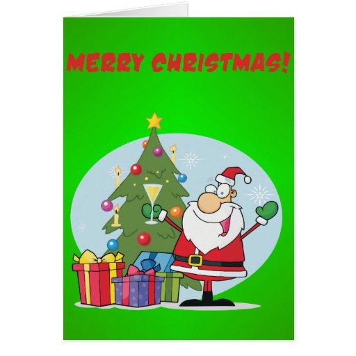 Felices Navidad a todos y a todos buenas noches Felicitaciones
