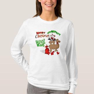 Felices Navidad del día de chepa Camiseta