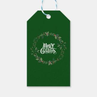 Felices Navidad Etiquetas Para Regalos