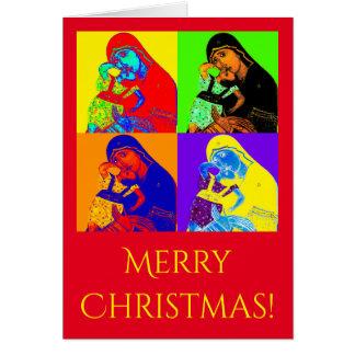 ¡Felices Navidad! [icono 2] Tarjeta De Felicitación