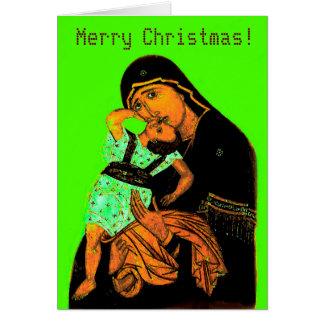 ¡Felices Navidad! [icono] Tarjeta De Felicitación