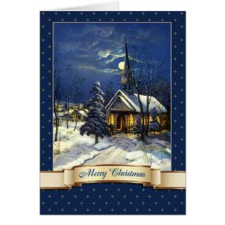 Felices Navidad. Tarjetas de felicitación de la