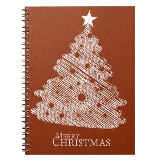 Felices Navidad y newyear feliz Cuaderno