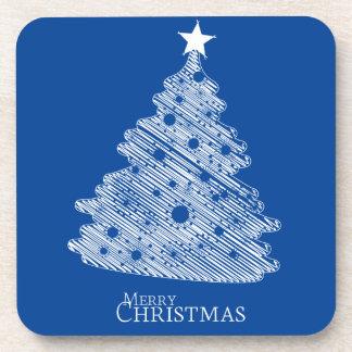 Felices Navidad y newyear feliz Posavasos