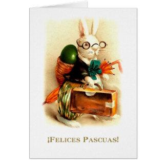 Felices Pascuas. Tarjetas de pascua felices españo