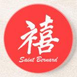 felicidad St Bernard Posavasos Para Bebidas