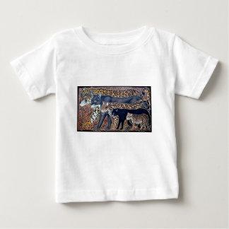 Felinos de Costa Rica - Big cats Camiseta De Bebé