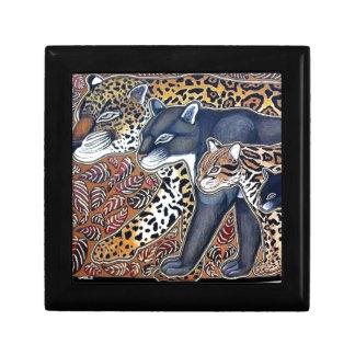 Felinos de Costa Rica - Big cats joyero