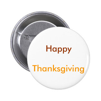 Feliz, acción de gracias pins