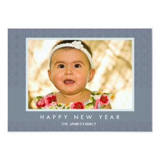 Feliz Año Nuevo Invitación 12,7 X 17,8 Cm