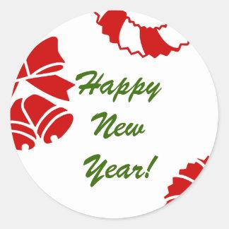 Explora nuestra colección de pegatinas para el Año Nuevo y personalízalas con tus colores, diseños o estilos favoritos.
