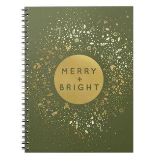 Feliz + Brillante Cuaderno