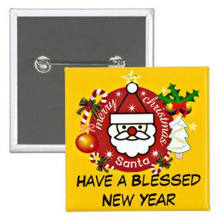 Feliz Christmas#4_ Pin