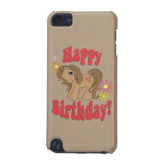 Feliz cumpleaños 4 funda para iPod touch 5