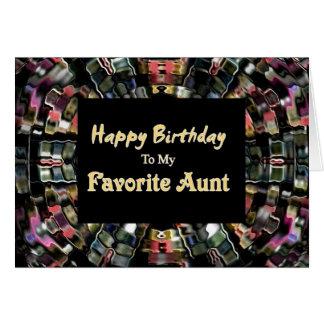 Feliz cumpleaños a mi tía preferida felicitaciones