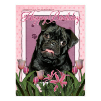 Feliz cumpleaños - barro amasado - Ruffy Postal