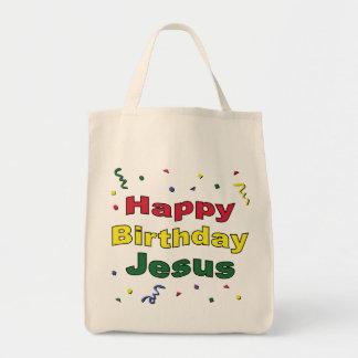 Feliz cumpleaños Jesús Bolsas De Mano