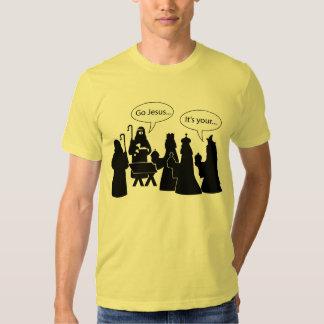 Feliz cumpleaños, Jesús Camiseta