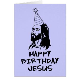 Feliz cumpleaños Jesús Felicitacion