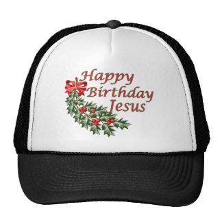 Feliz cumpleaños Jesús Gorro De Camionero