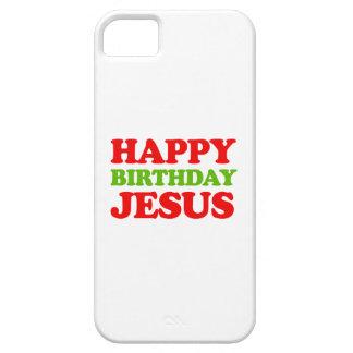 Feliz cumpleaños Jesús -- Humor del día de fiesta iPhone 5 Cárcasas