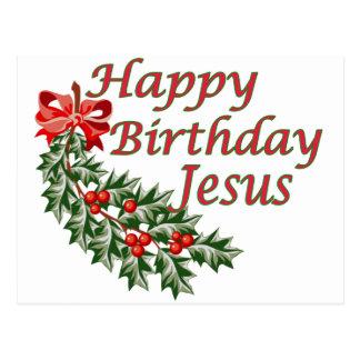 Feliz cumpleaños Jesús Postal