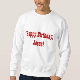 ¡Feliz cumpleaños, Jesús! Suéter