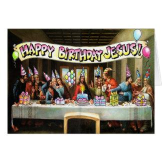 ¡Feliz cumpleaños Jesús! Felicitación