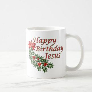 Feliz cumpleaños Jesús Tazas