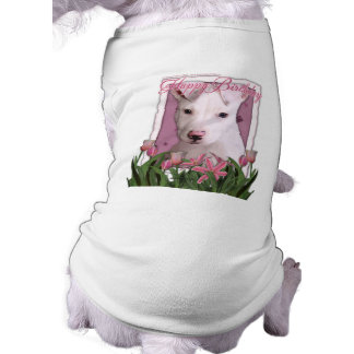 Feliz cumpleaños - Pitbull - Petey Camiseta Sin Mangas Para Perro