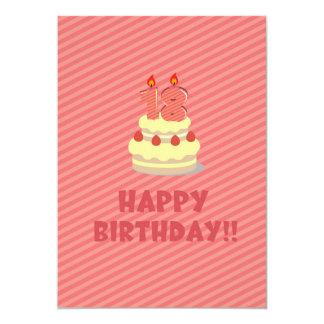 ¡Feliz cumpleaños!! (por 18 años) Comunicados Personales