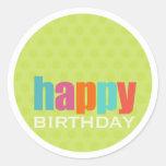 Feliz cumpleaños Sticker2