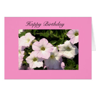 feliz cumpleaños tarjeta pequeña