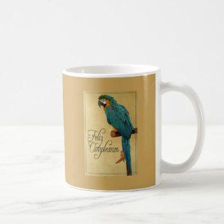 Feliz Cumpleanos Taza De Café