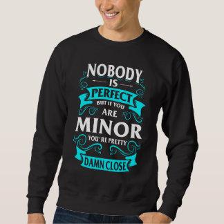 Feliz de ser camiseta DE MENOR IMPORTANCIA