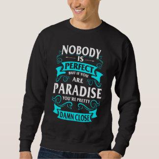 Feliz de ser camiseta del PARAÍSO