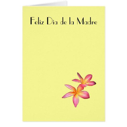 Feliz Dia de la Madre 11 Tarjeta