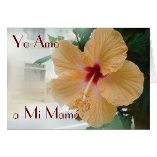 Feliz Dia de la Madre 12. Tarjeta De Felicitación