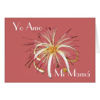 Feliz Dia de la Madre 14 Tarjeta De Felicitación