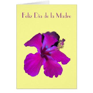 Feliz Dia de la Madre 19 Tarjeta De Felicitación