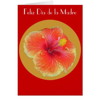 Feliz Dia de la Madre 4 Tarjeta De Felicitación