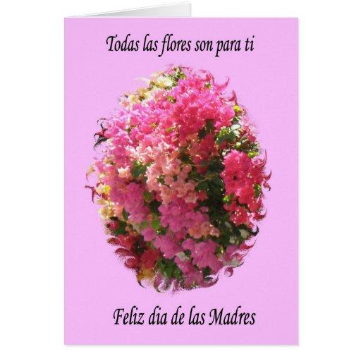Feliz Dia de las Madres Felicitación