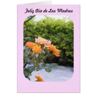 Feliz Dia de las Madres Tarjeta De Felicitación