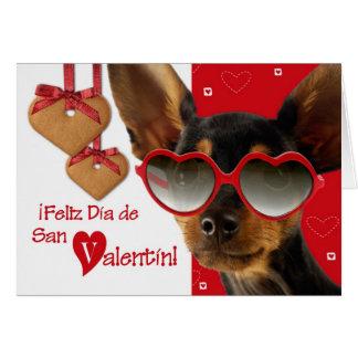 Feliz Día de San Valentín. Tarjetas de