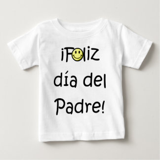 ¡¡Feliz día del padre - mejor del EL de para! Camisetas