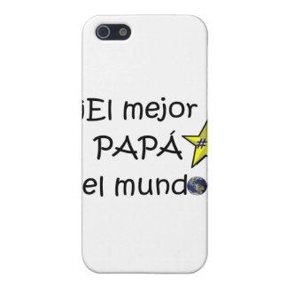 ¡¡Feliz día del padre - mejor del EL de para! iPhone 5 Funda