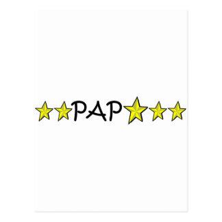 ¡¡Feliz día del padre - mejor del EL de para! Postal