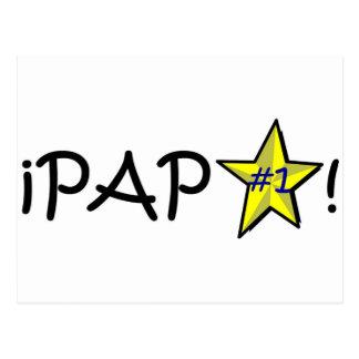 ¡¡Feliz día del padre - mejor del EL de para! Postales